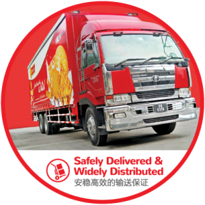 Shoon Fatt Safely Delivered & Widely Distributed CN